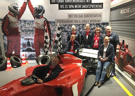 Messe Salzburg Team Küche&Co