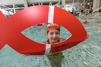 Nordsee Schwimmkurs Bayern 2017