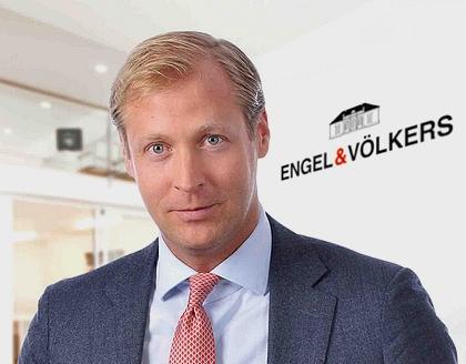 Sven Odia, Engel & Völkers