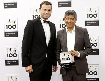 Top 100 Ehrung Vom Fass AG, 2017