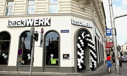 Neueröffnung BackWerk Wien 2017
