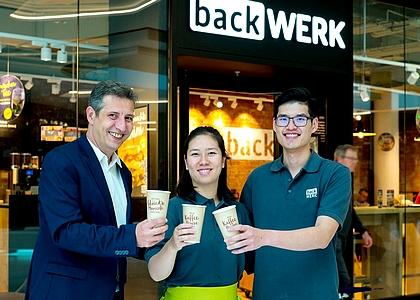 Neueröffnung BackWerk Wien Oktober 2018