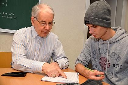 Studienkreis Nachhilfe durch Senioren