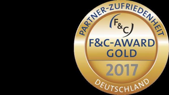 F&C Award Gold